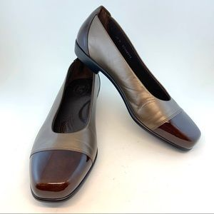 SAS Brown Coco Ballet Flats Loafers